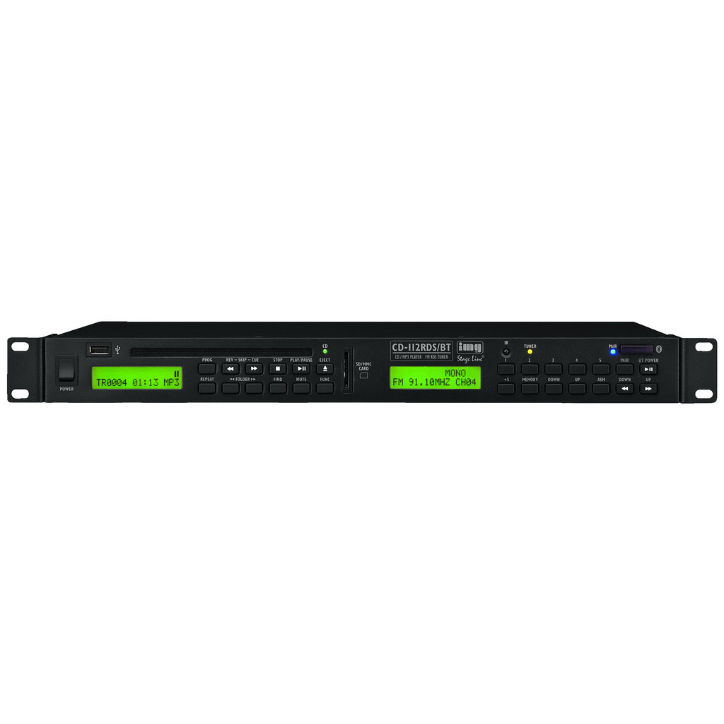 IMG Stage Line CD-112RDS/BT