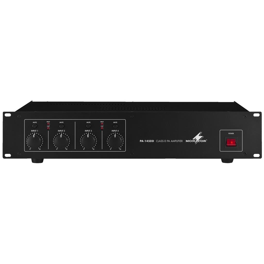 Трансляционный микшерный усилитель Monacor PA-1450D