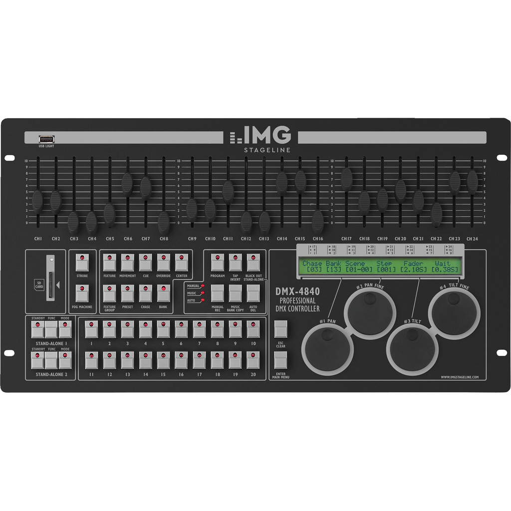 IMG Stageline DMX-4840