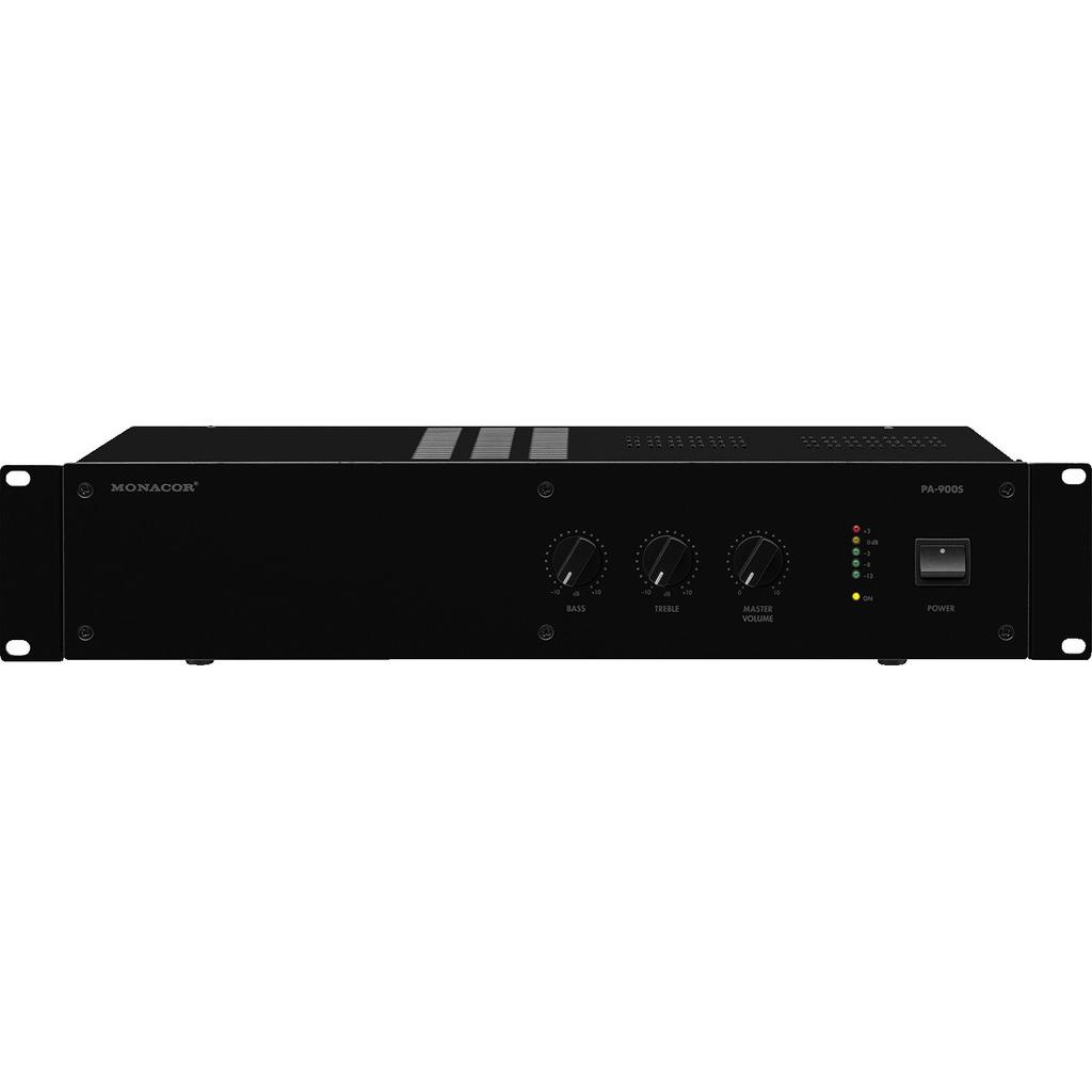Трансляционный усилитель (Моно PA) Monacor PA-900S