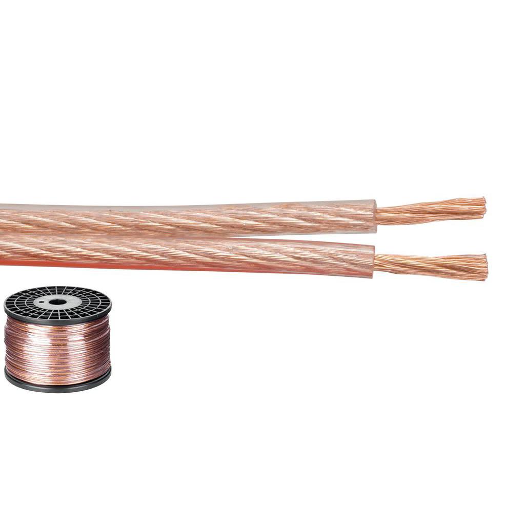 Акустический кабель (спикерный) Monacor SPC-125CA