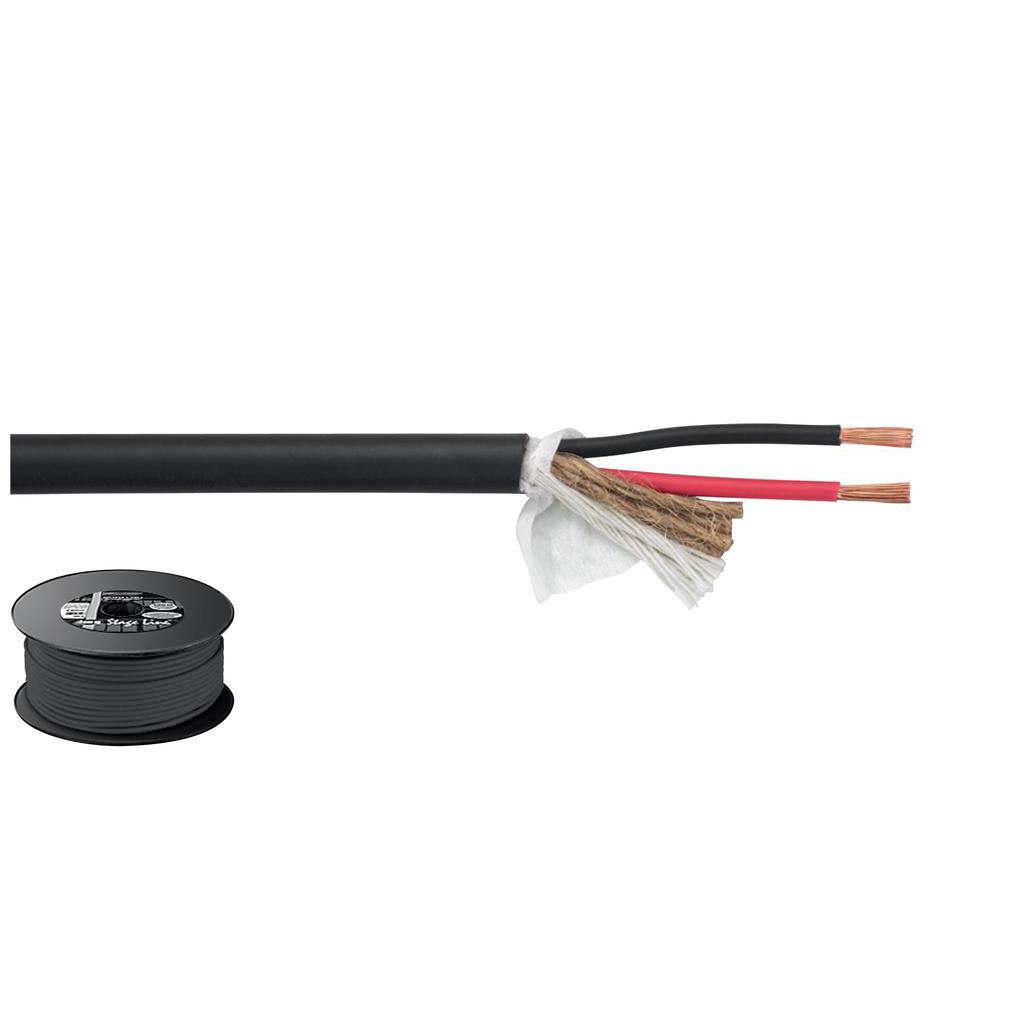 Акустический кабель (спикерный) Monacor SPC-515CA