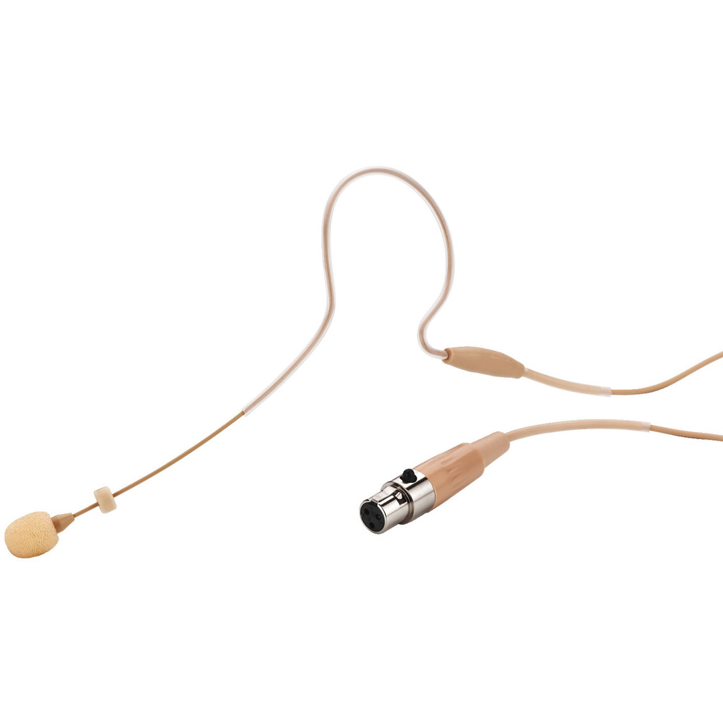Головной микрофон Monacor HSE-50/SK