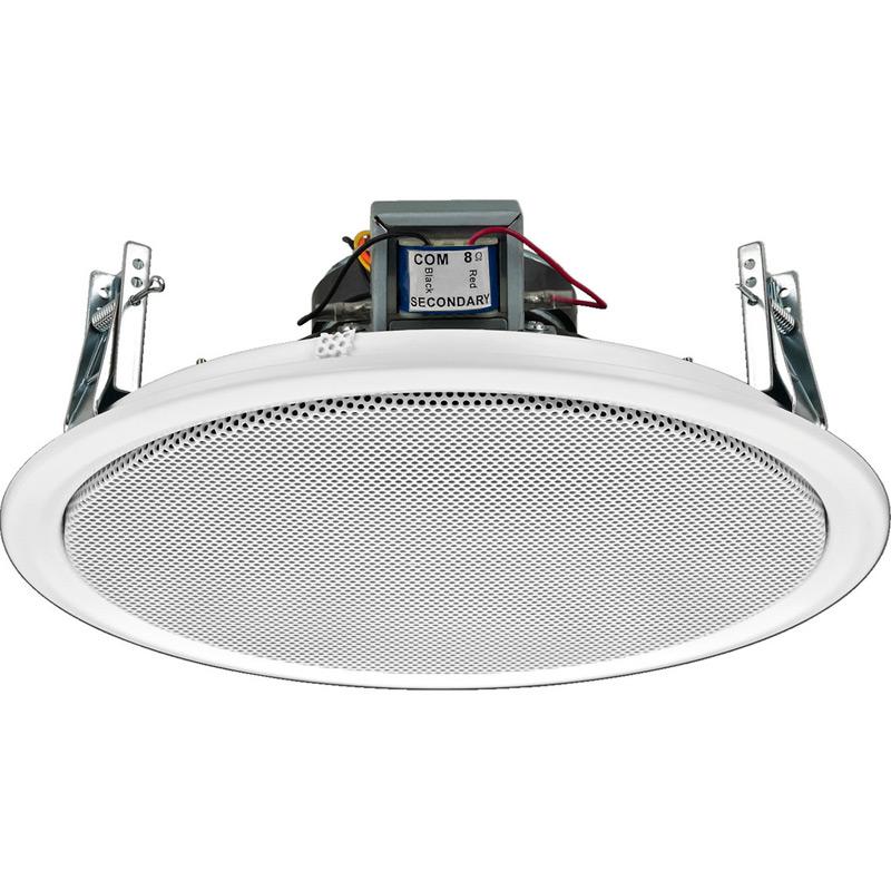 Потолочная акустика (громкоговоритель) Monacor EDL-10TW/WS