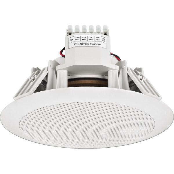 Потолочная акустика (громкоговоритель) Monacor EDL-155