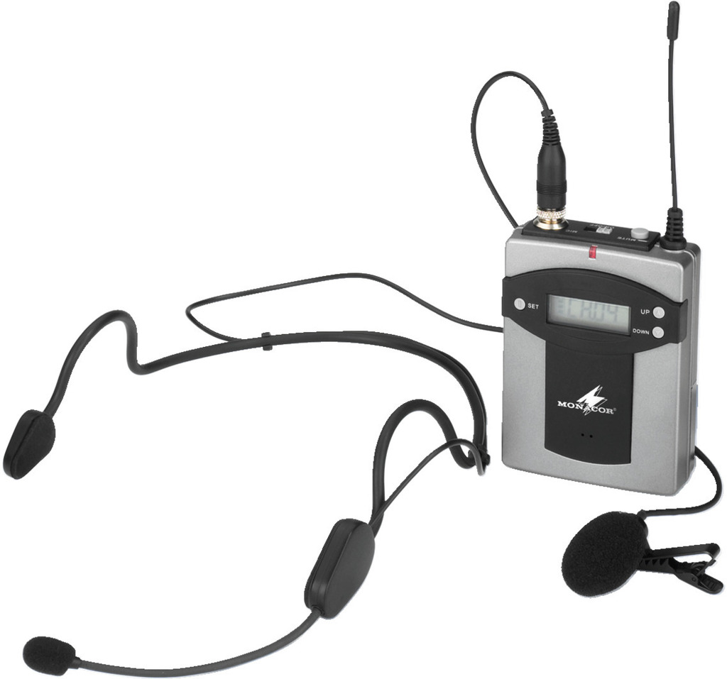 Monacor TXA-800HSE
