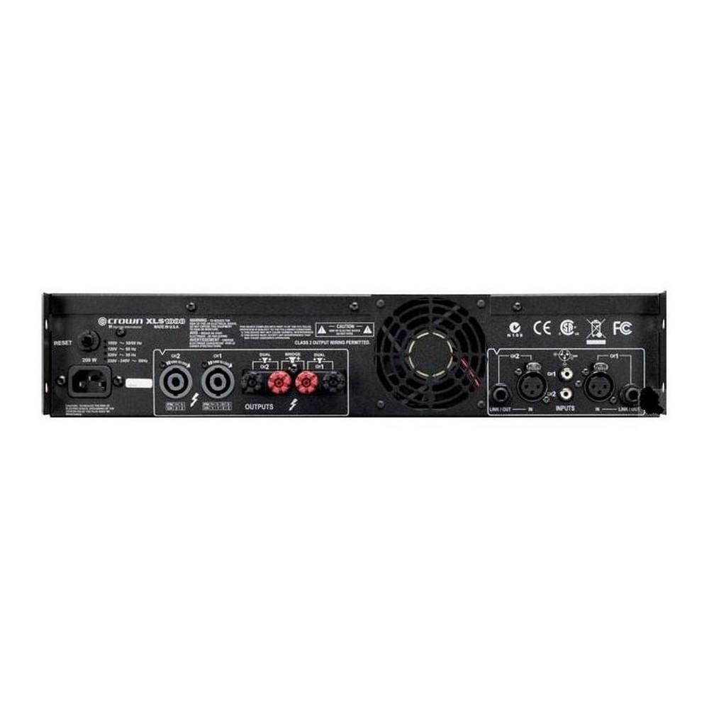отзывы о crown xls 1500 Звуковое оборудование/Усилители мощности/1 и 2-х канальные в ...